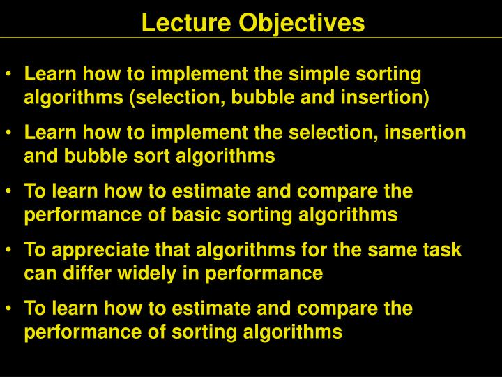 Lecture objectives l.jpg