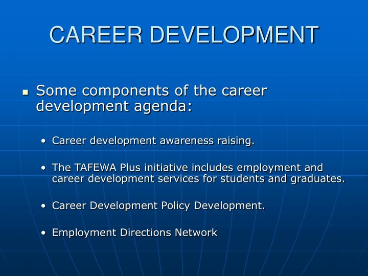 Career development2