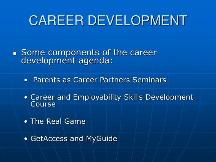 Career development3