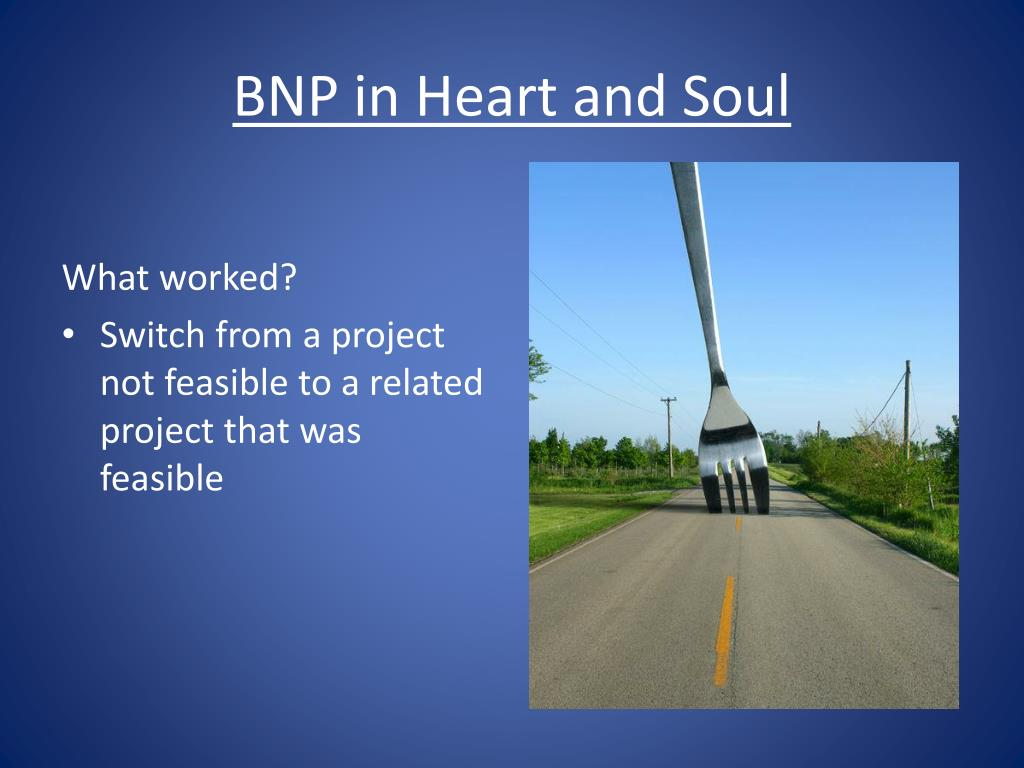 BNP in Heart and Soul