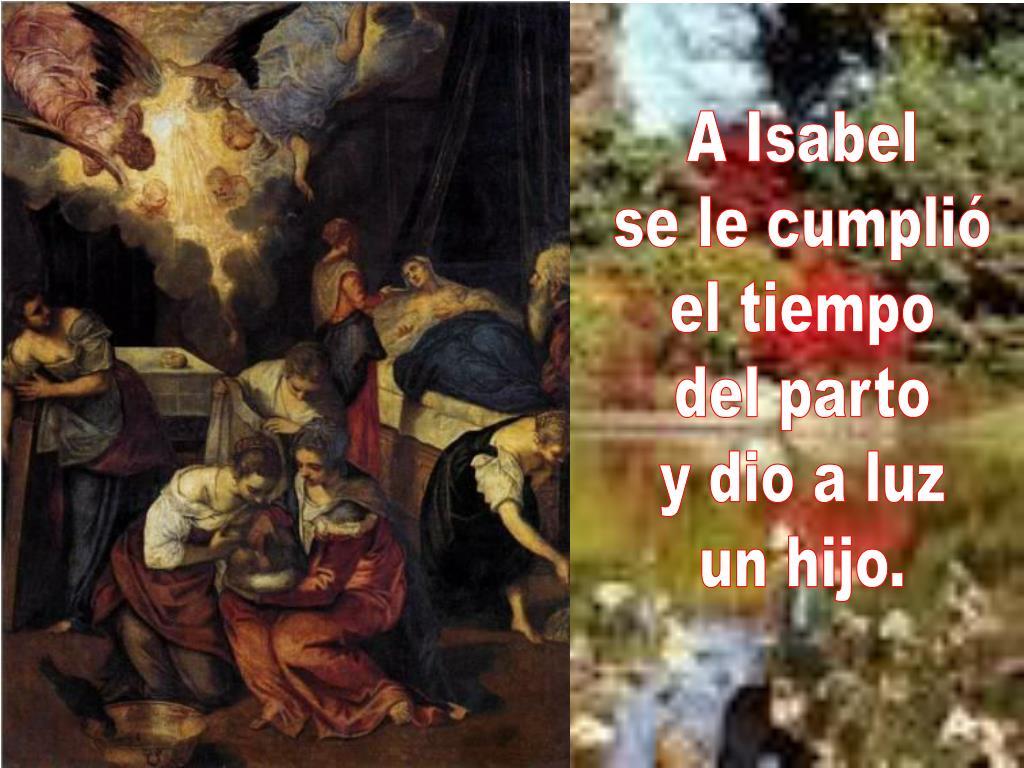 A Isabel