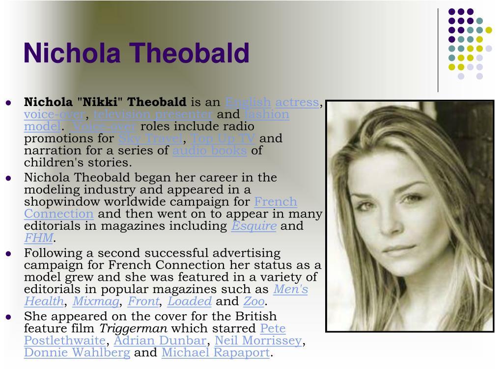Nichola Theobald