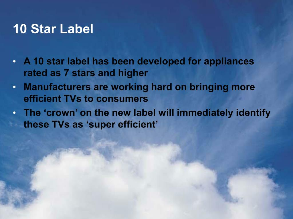 10 Star Label