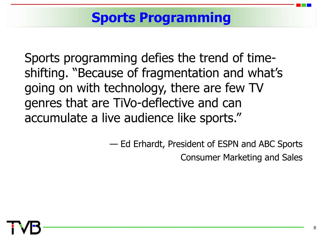 Sports Programming