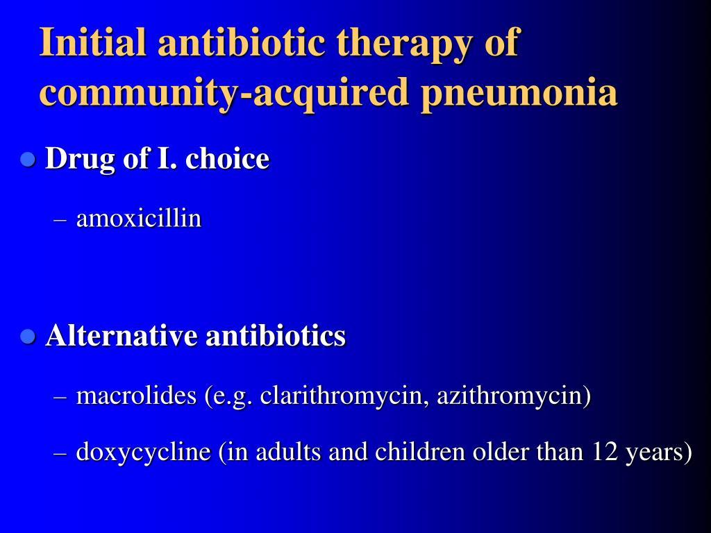 Zithromax for strep pneumoniae gram