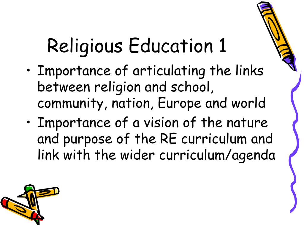 Religious Education 1
