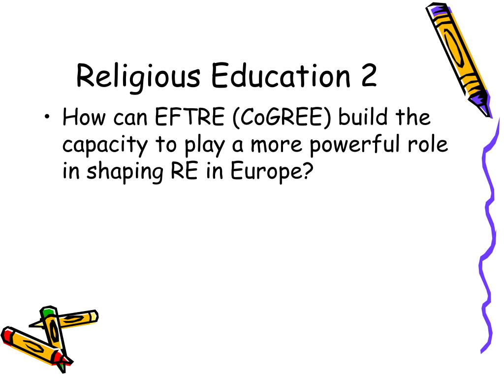 Religious Education 2