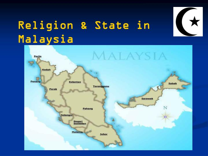 Religion state in malaysia