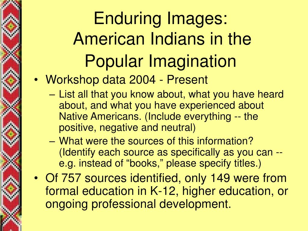 Enduring Images: