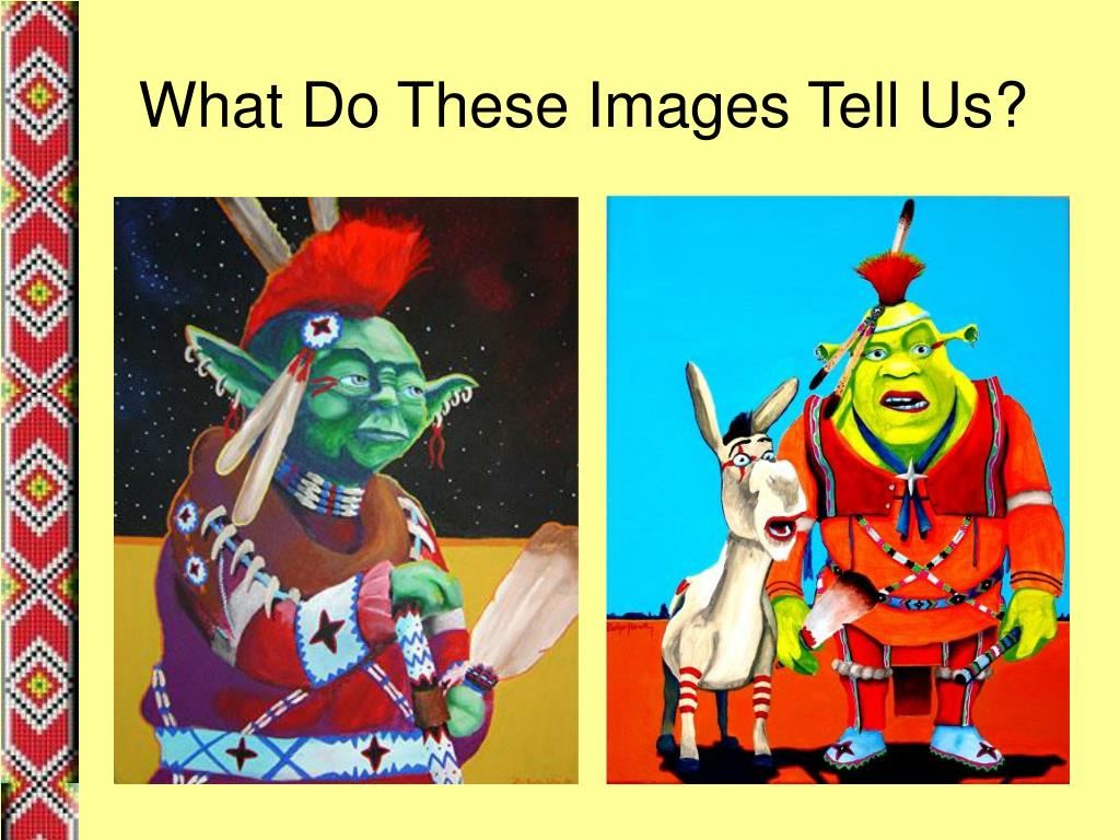 What Do These Images Tell Us?