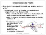 introduction to flight6