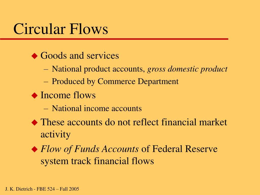 Circular Flows