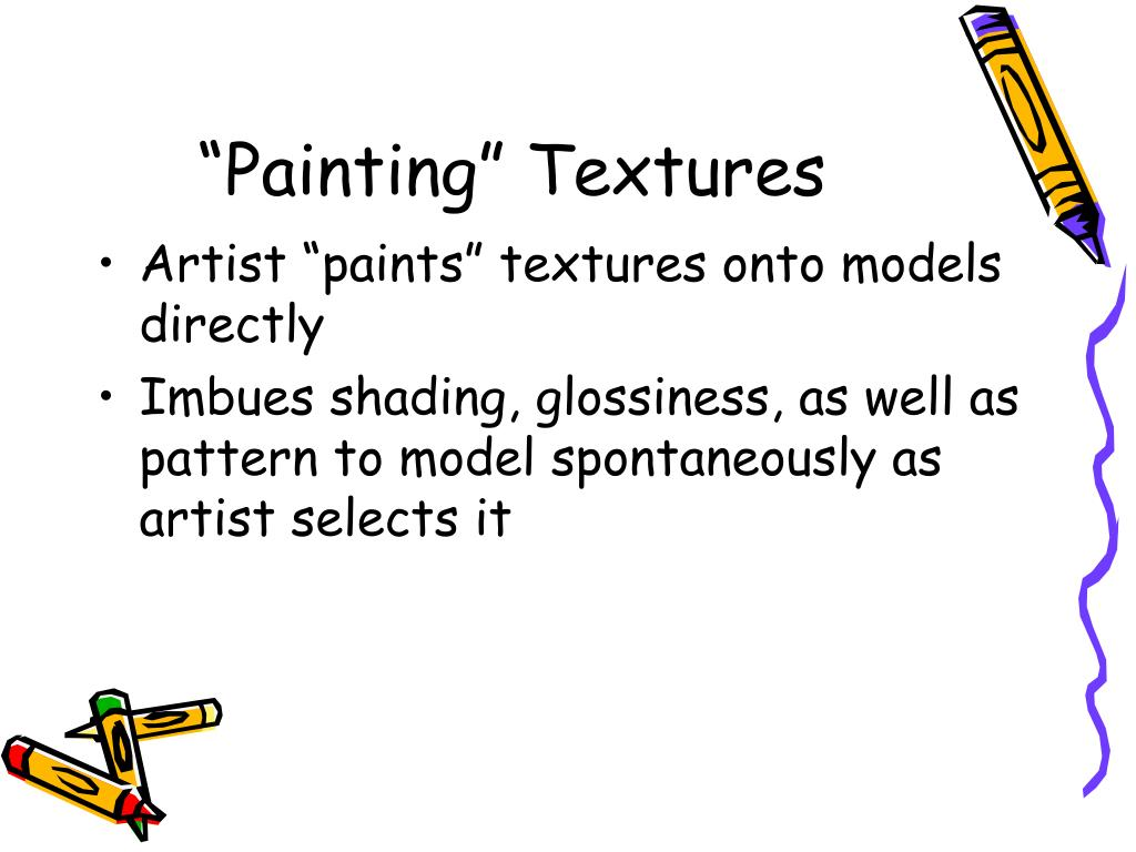 """Painting"" Textures"