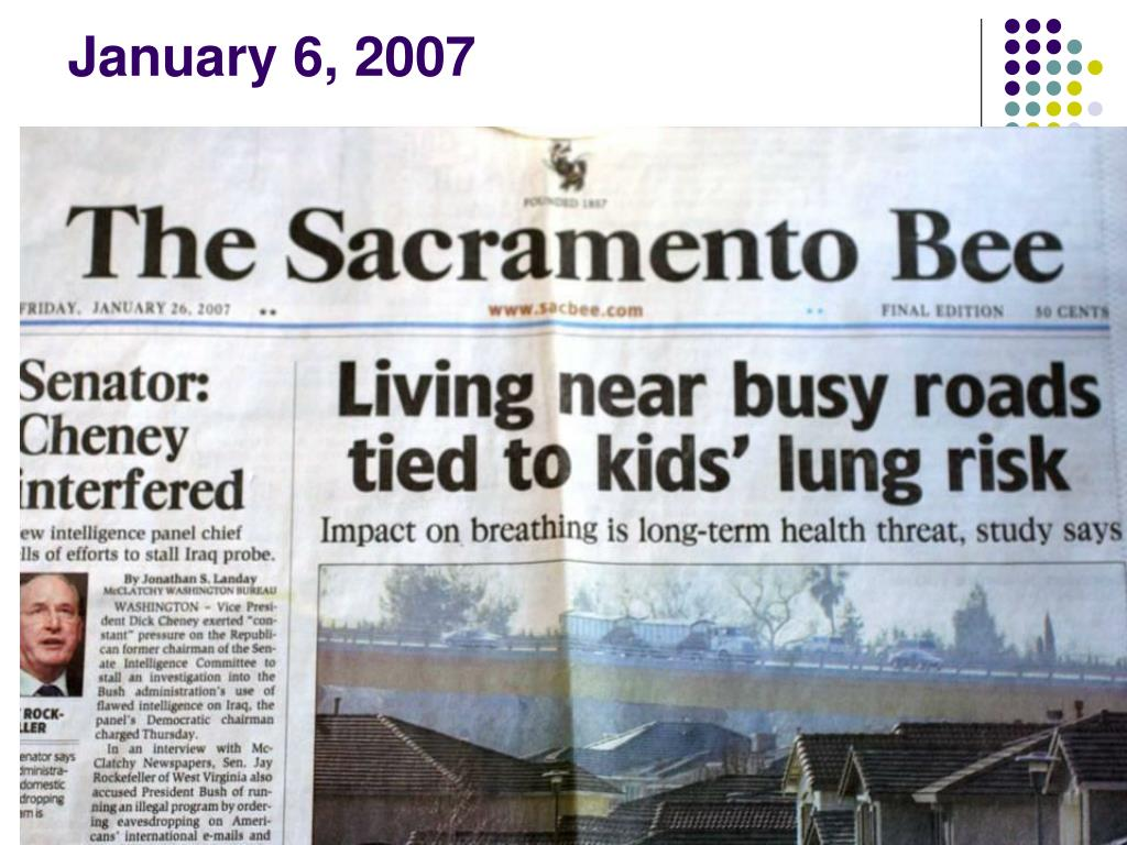 January 6, 2007