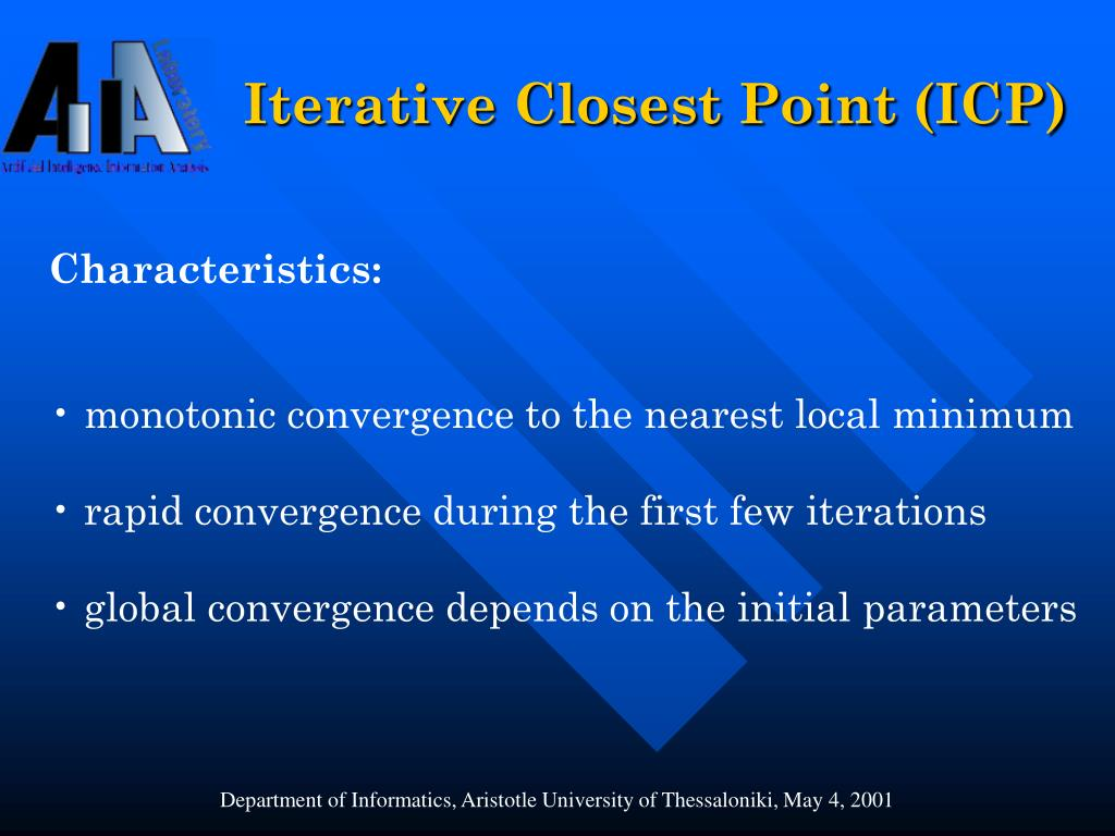 Iterative Closest Point (ICP)