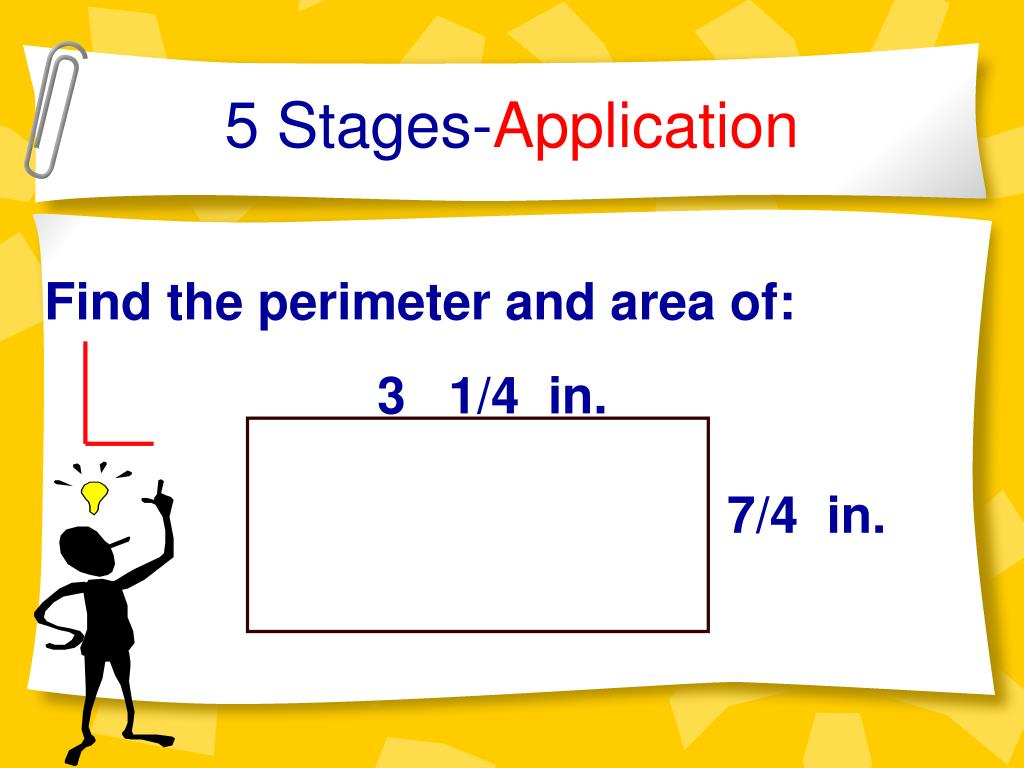 5 Stages-