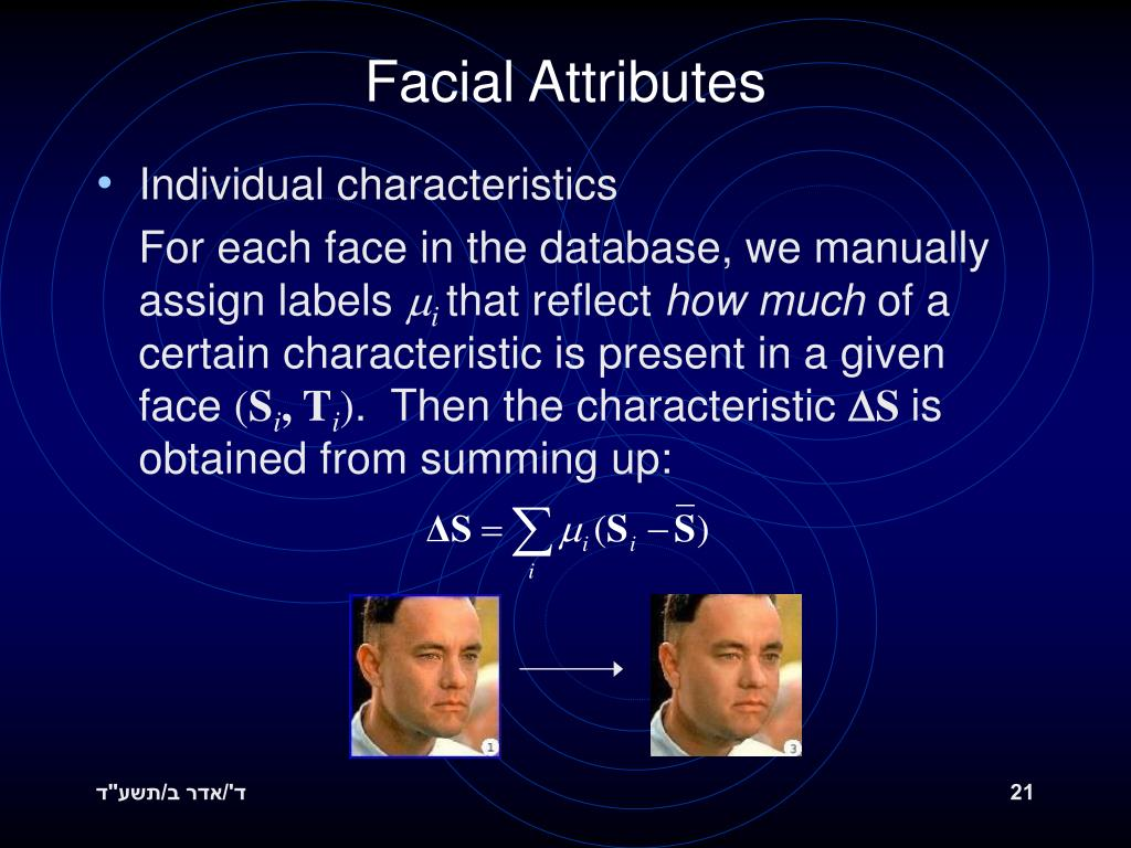 Facial Attributes