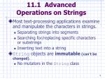 11 1 advanced operations on strings9