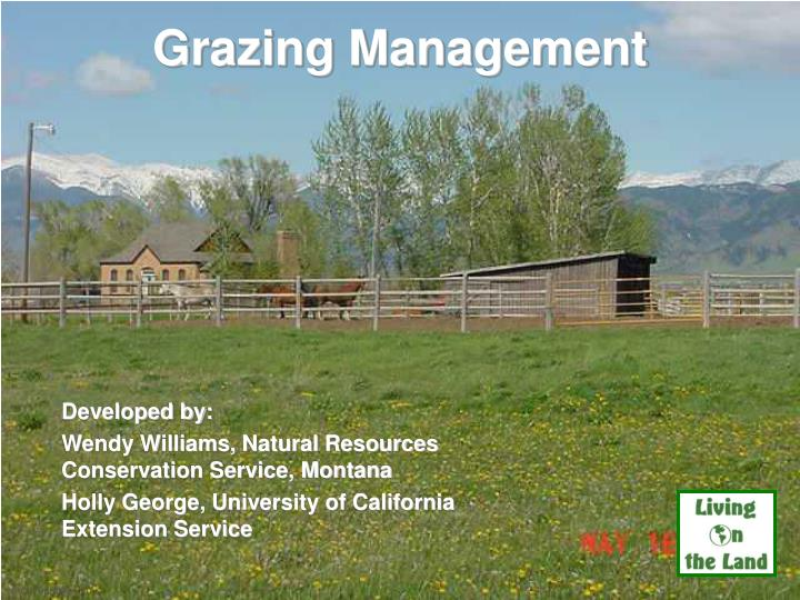 Grazing management l.jpg