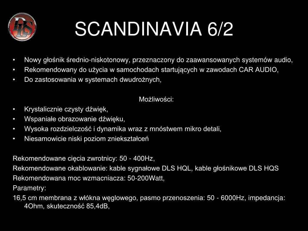 SCANDINAVIA 6/2