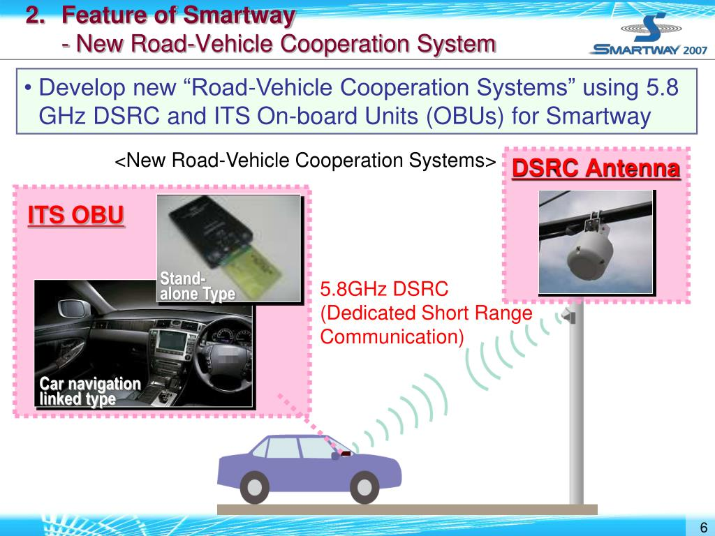 Feature of Smartway