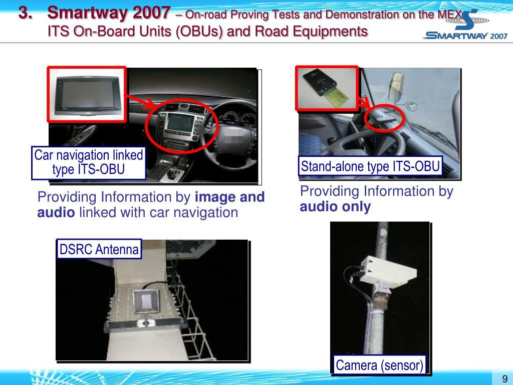 Smartway 2007
