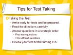 tips for test taking12