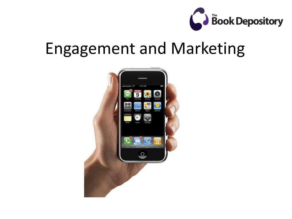 Engagement and Marketing