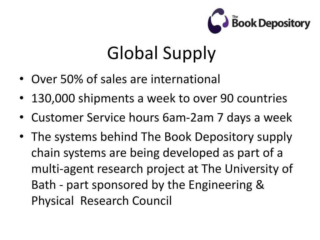 Global Supply