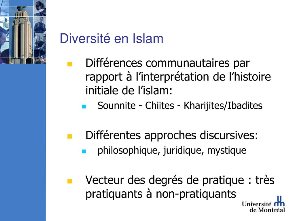 Diversité en Islam