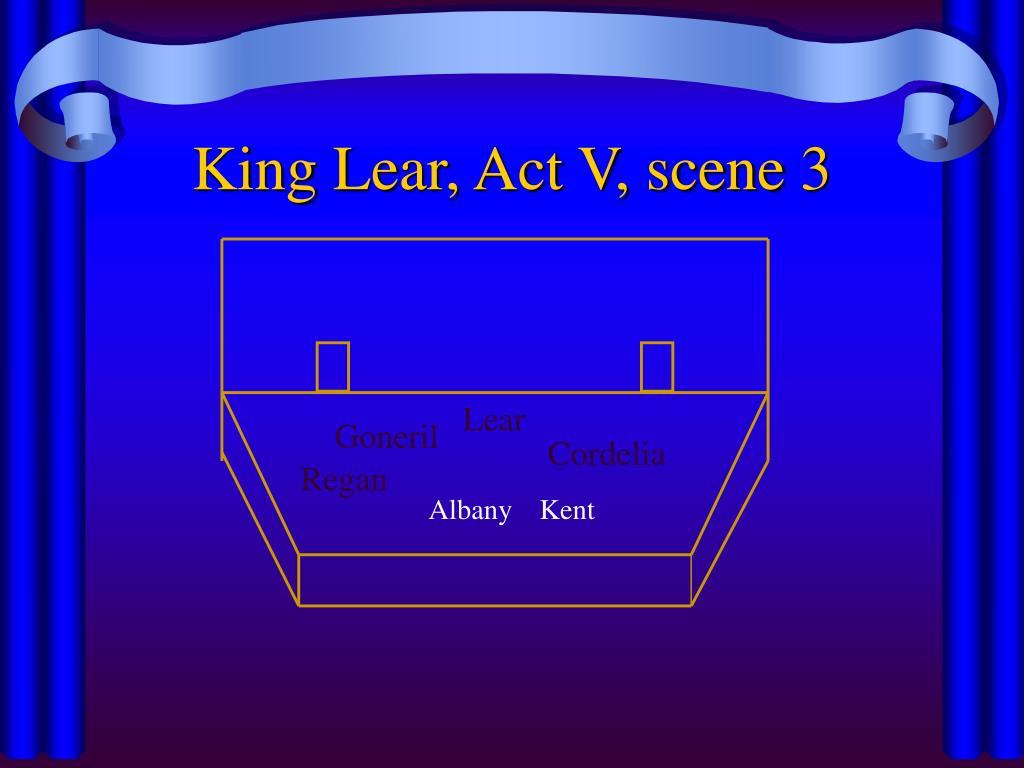King Lear, Act V, scene 3