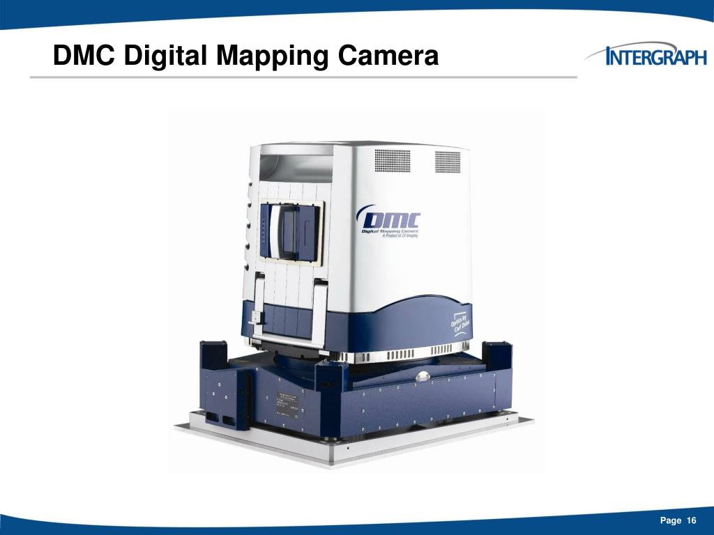 DMC Digital Mapping Camera
