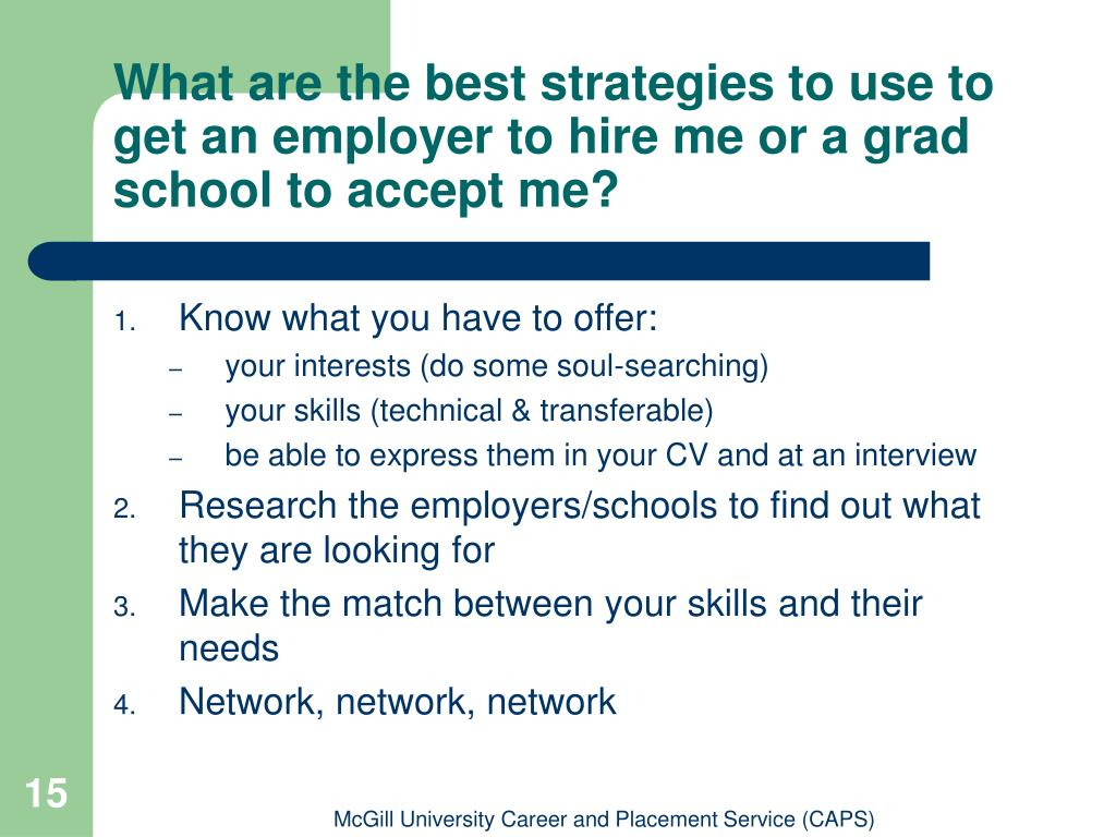 What are the best career options for me