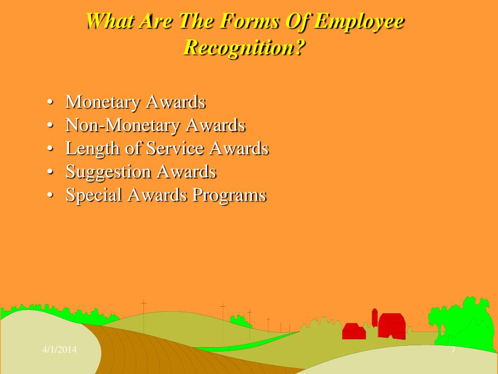 What Are The Forms Of Employee Recognition?