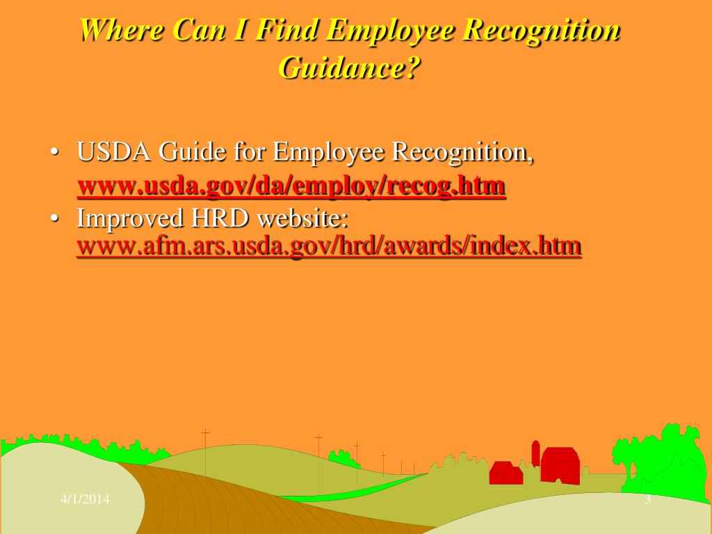 Where Can I Find Employee Recognition Guidance?
