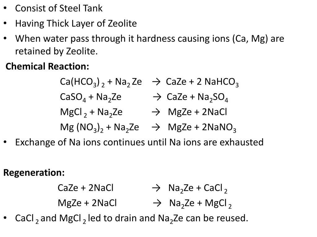 Consist of Steel Tank