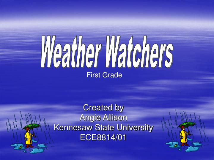 Created by angie allison kennesaw state university ece8814 01