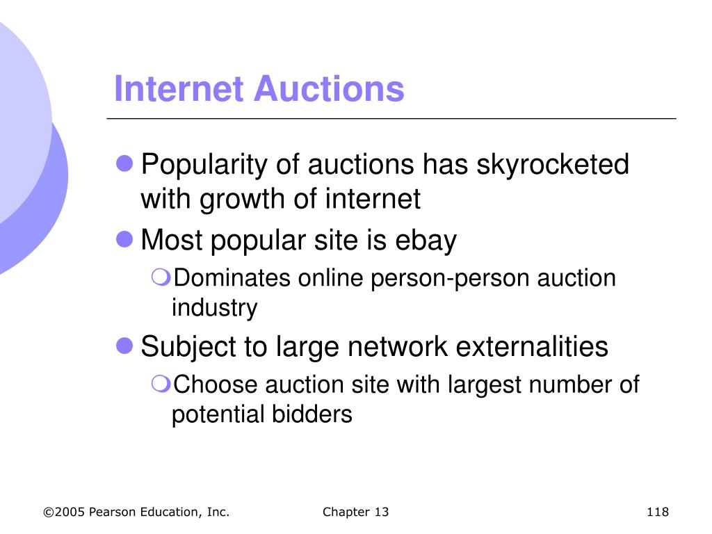 Internet Auctions