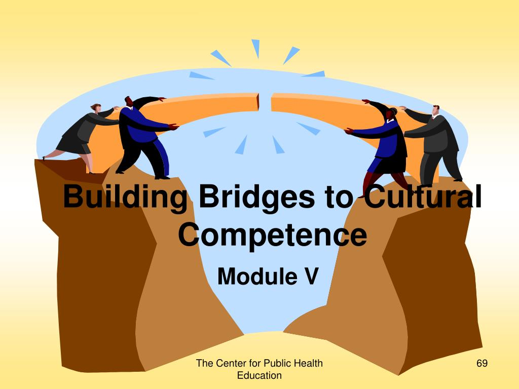 Building Bridges to Cultural Competence