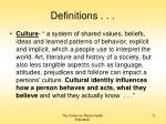 definitions11