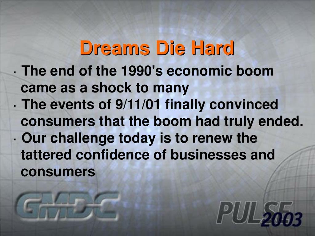 Dreams Die Hard