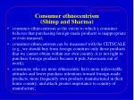 consumer ethnocentrism shimp and sharma