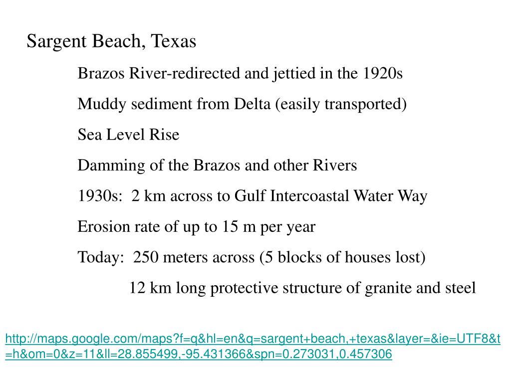 Sargent Beach, Texas