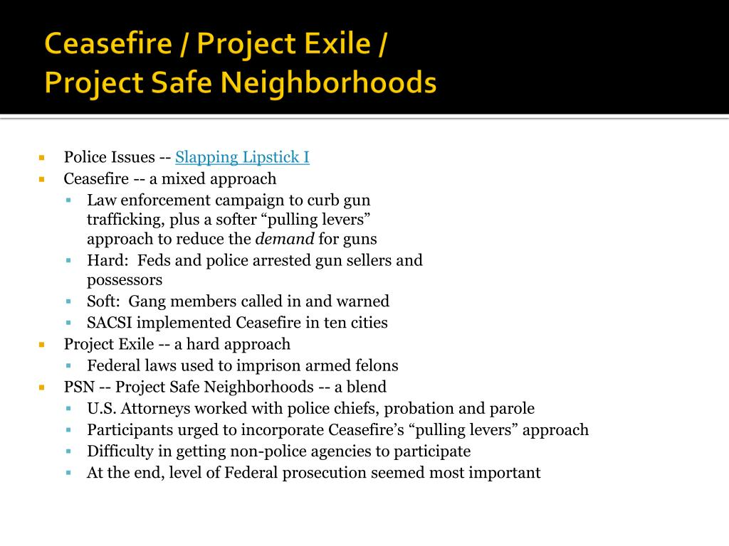 a look into project on policing neighborhoods While these roles are not new to local policing, homeland security at the local homeland security responsibility into the their immediate neighborhoods.