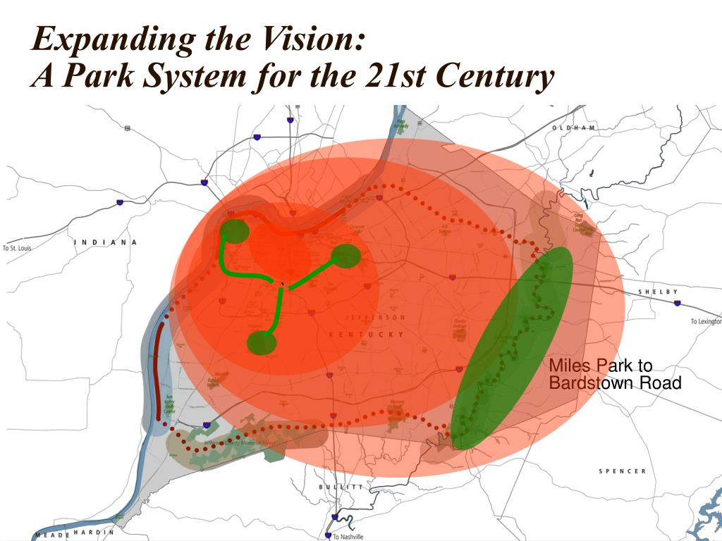 Expanding the Vision: