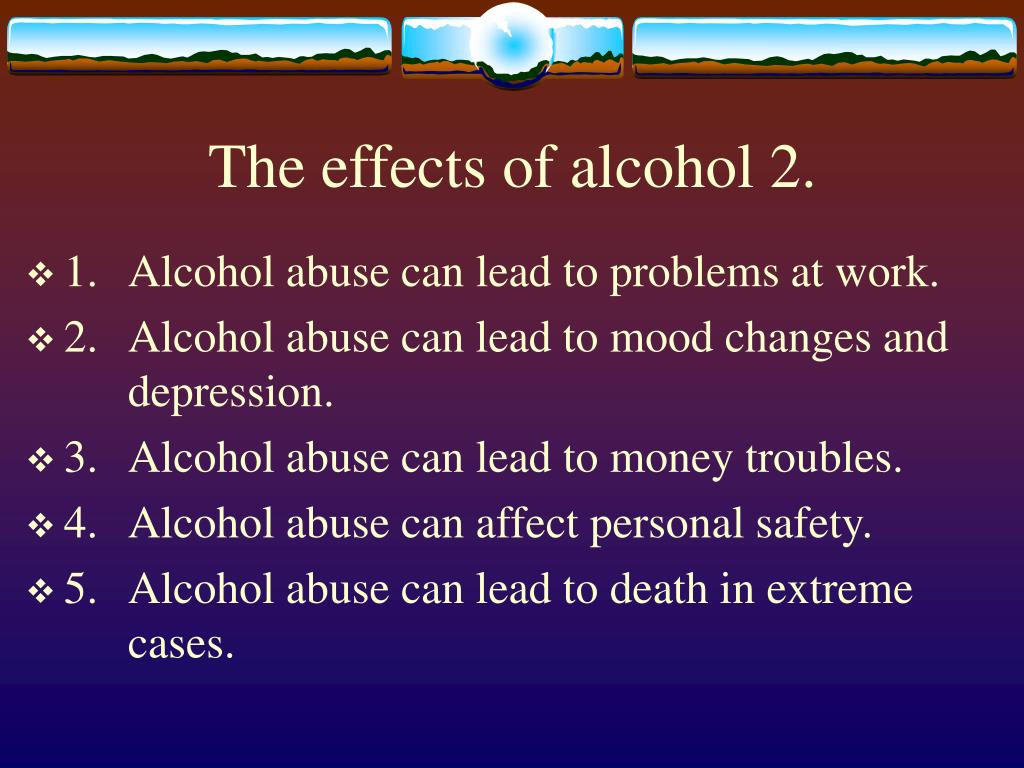 the effects of alcohol in the When consumed by pregnant mothers, alcohol enters the bloodstream, passes through the placenta and enters the fetus (unborn child) alcohol can damage a fetus at any stage of pregnancy, but is most serious in the first few months.