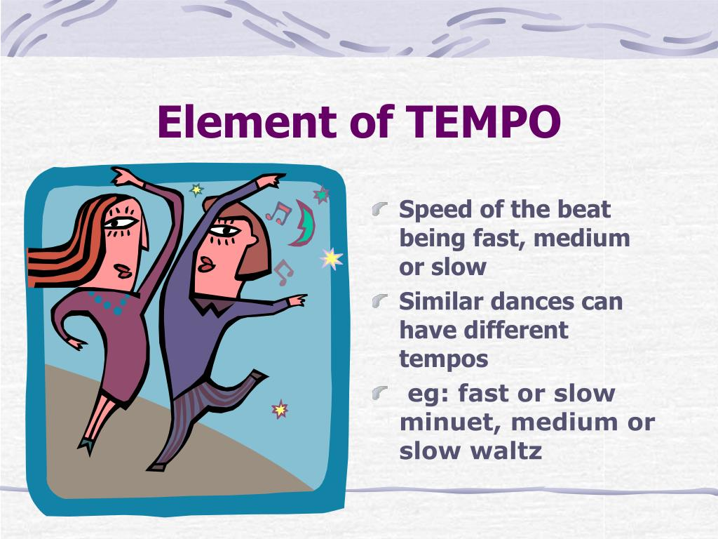 Element of TEMPO