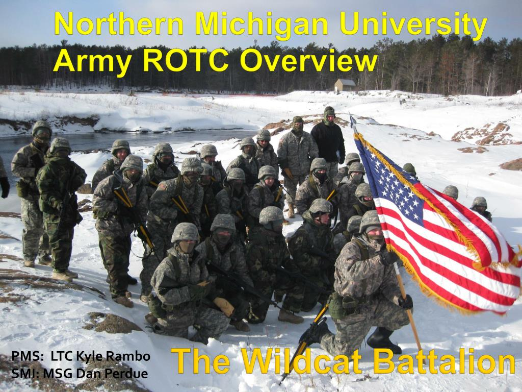 Northern Michigan University Army ROTC Overview