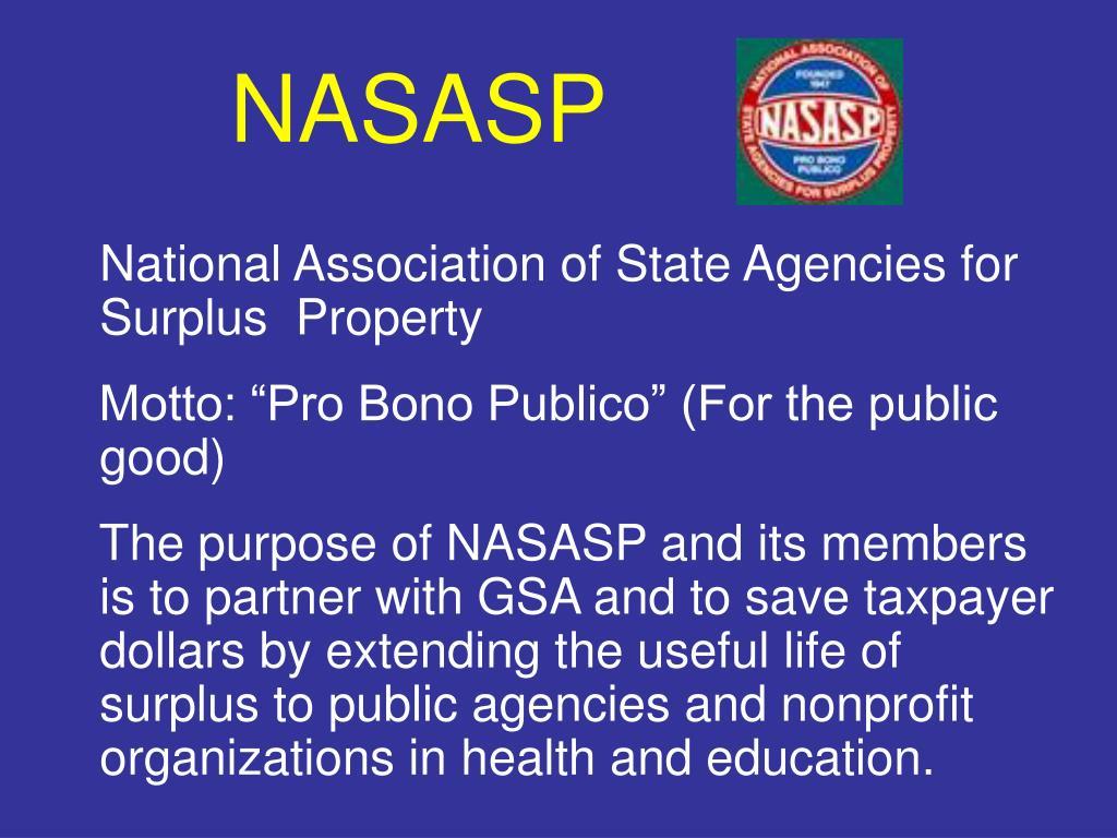 NASASP