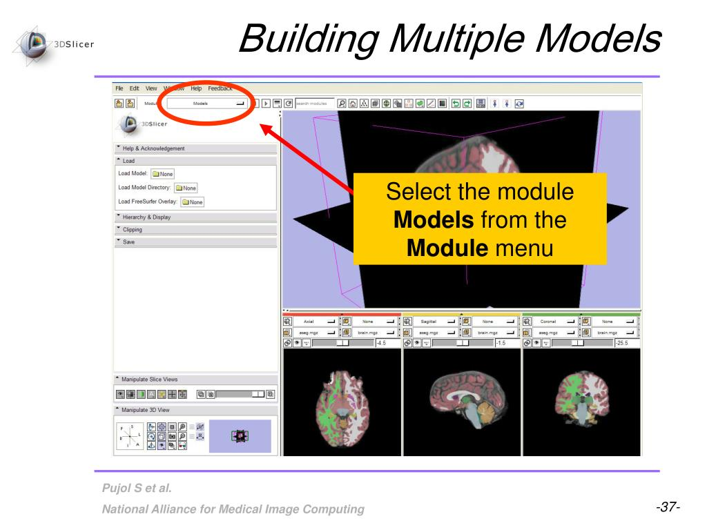 Building Multiple Models